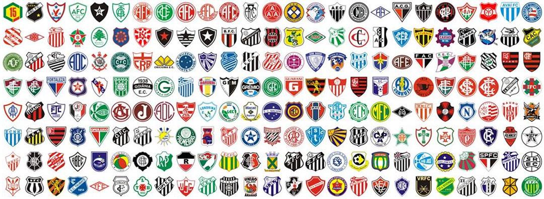 ブラジルサッカークラブのエンブレム一覧